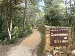 MARCHÉ D'AIX EN PROVENCE / CARRIERE DE BIBIMUS