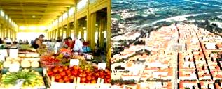 MARCHÉ DE CUNEO » ITALIE»