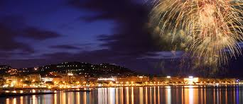 FEUX D'ARTIFICE « BAIE DE CANNES »