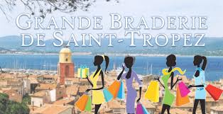 GRANDE BRADERIE DE SAINT-TROPEZ